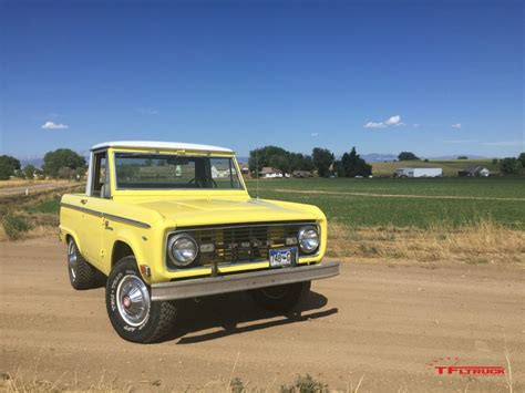 report    ford bronco   ford ranger