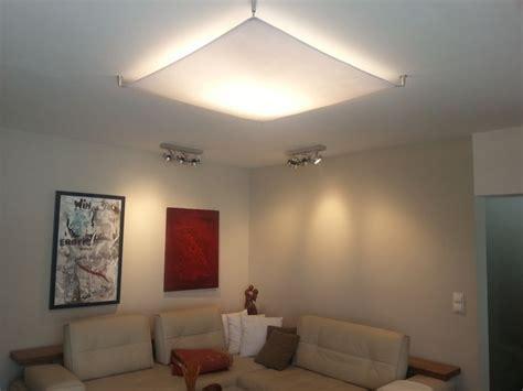 lampensegel fuer indirekte wohnzimmerbeleuchtung