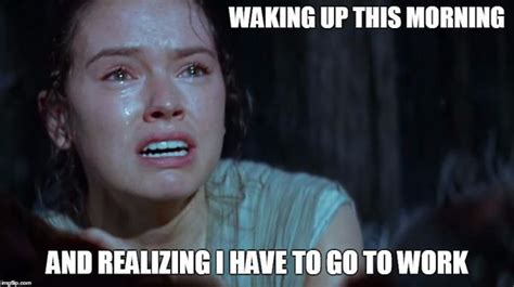 funny  rey star wars meme photo quotesbae
