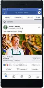 Facebook Mobile Ansicht : facebook jobs jobs einstellen auf facebook so funktionierts ~ A.2002-acura-tl-radio.info Haus und Dekorationen