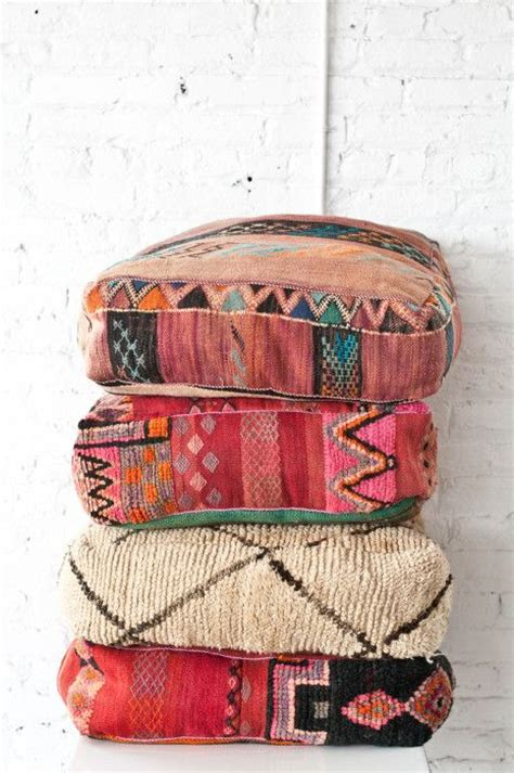 Large Bohemian Floor Pillows by 25 Best Ideas About Floor Cushions On Large