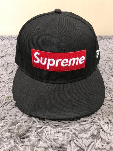 supreme new era new era x supreme cap 7 1 4 1112870 from paul at klekt