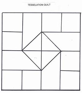 tessellations and quilts perkins elearning With tessellating shapes templates
