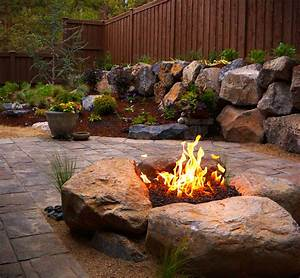 Fire, Pits, And, Outdoor, Fireplaces