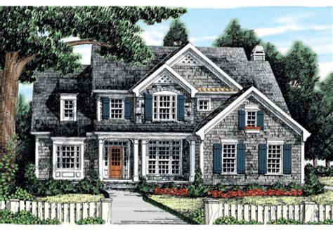 Breyerton House Floor Plan