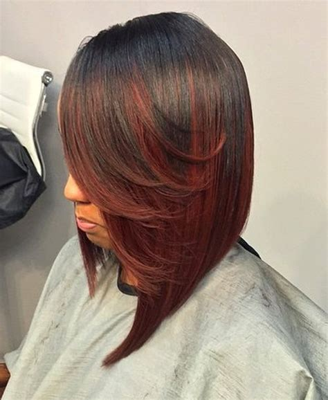Sew In Hairstyles That Look by 20 Endearing Sew In Hairstyles