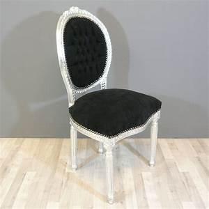 Chaise Style Baroque : chaise louis xvi style baroque chaise baroque ~ Teatrodelosmanantiales.com Idées de Décoration