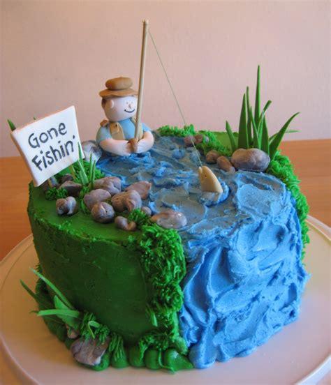 cakes ideas fishing cakes decoration ideas birthday cakes