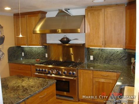 kitchens with green countertops ita green granite kitchen pictures granite countertops 6623