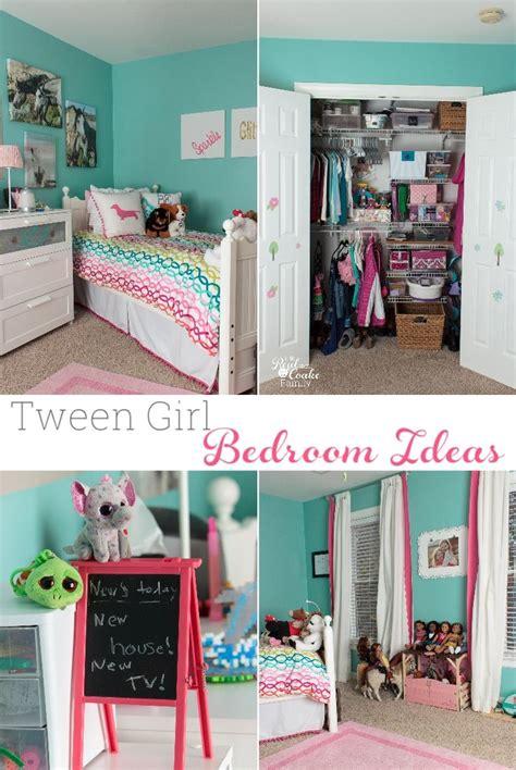 cute bedroom ideas  diy projects  tween girls rooms