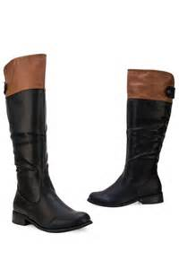 womens boots from uk womens black brown casual knee high boots size 3 8 uk ebay