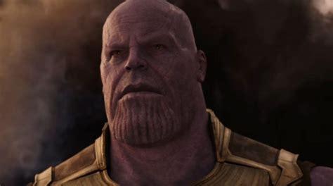 thanos doesnt   helmet  avengers infinity war