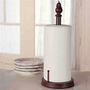 ballard counter top paper towel holder traditional by With best brand of paint for kitchen cabinets with candles with paper holders