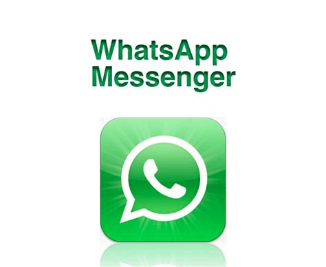 whatsapp messenger app showcase