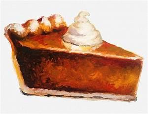 Inktober: Pumpkin Pie Slice by Cortoony on DeviantArt
