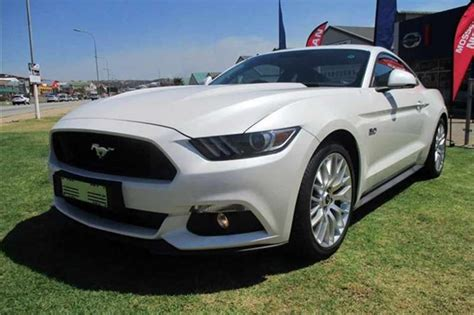 2017 Ford Mustang 5.0 Gt A/t Cars For Sale In Western Cape
