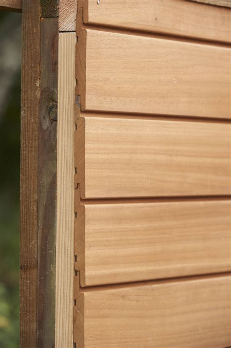 Wood Cladding by Cladding 174 By Russwood Is A Thermally Modified
