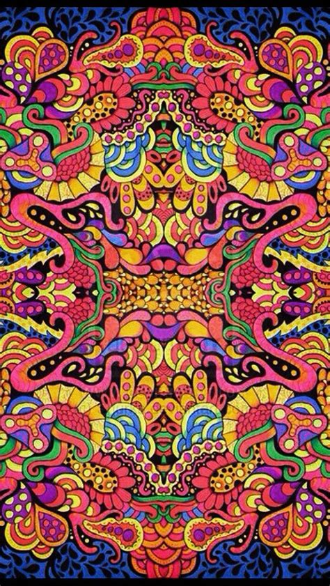 Artsy Trippy Cool Iphone Wallpapers by Request Trippy Geometric Aztec Wallpaper S Like