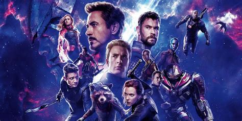 Endgame Banner Assembles The Mcu's Remaining Heroes