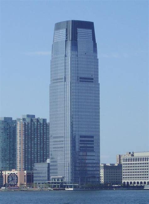 goldman sachs tower jersey city skyscraper