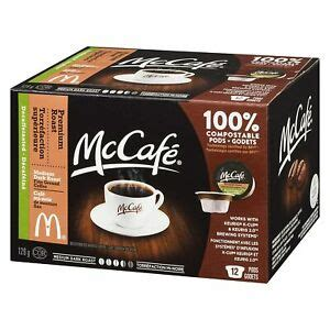 Networkdec , coffee from mcdonalds , dining, lobster is. McDonalds McCafe Decaf Medium Dark Roast Keurig 12 K Cups Imported From Canada | eBay