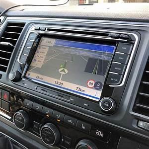 Rns 510 Fit Sat Nav Vw Seat Skoda 7 U0026quot  - With Playstore