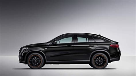 mercedes amg gle  coupe orangeart slc  redart showcased