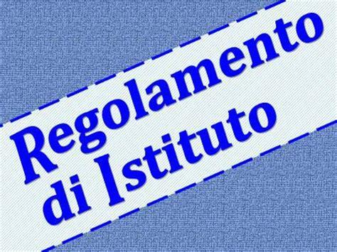 Atp Roma Istruzione Ufficio X - regolamento di istituto as 20142015