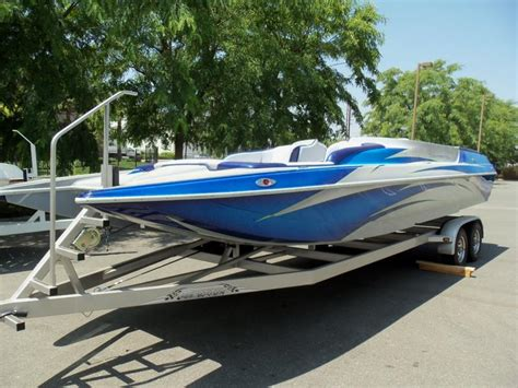 High Performance Boats Ontario by 2014 Carrera Boats 257 Effect X Open Bow Deck Boat