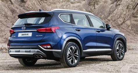 2019 Hyundai Diesel by 2019 Hyundai Santa Fe Diesel Colors Release Date