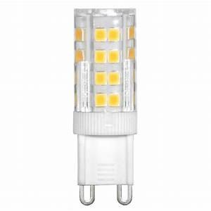 Led Tageslicht Leuchtmittel : led leuchtmittel g9 4 5w 40w 450lm kaltwei 6500k tageslicht ~ Watch28wear.com Haus und Dekorationen