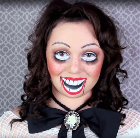 maquillajes haloween  ideas super escalofriantes mis