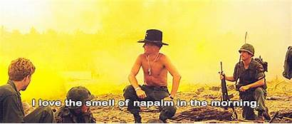 Apocalypse Smell Quotes Napalm Movie Movies Morning