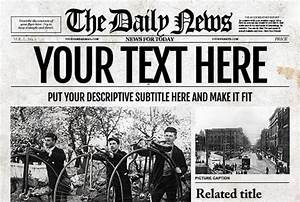 old fashioned newspaper template free - customize a old fashioned newspaper for your