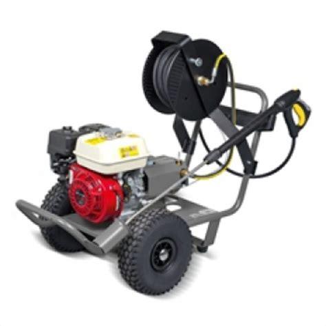 k 196 rcher hd 801 b avec enrouleur honda nettoyeur thermique essence haute pression eau froide