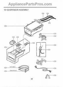 Lg 3w50712a Hanger Assembly Pivot