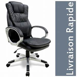 Chaise De Bureau Confortable : fauteuil de bureau confortable pour le dos le monde de l a ~ Teatrodelosmanantiales.com Idées de Décoration