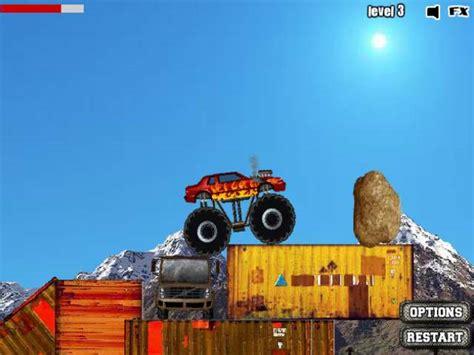 free monster truck racing games free monster truck games oversize online racing games