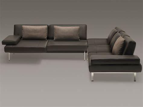canapé de sede canapé modulable en cuir ds 904 by de sede design nicolaus