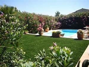 Paysager Son Jardin : paysager son jardin idee deco pour le jardin horenove ~ Dallasstarsshop.com Idées de Décoration