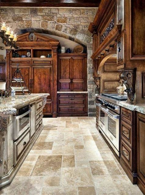 tuscan kitchens images  pinterest kitchens