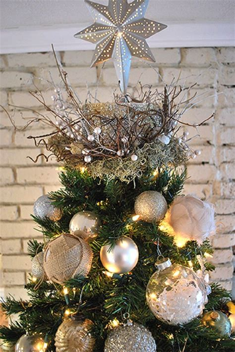 Pretty Tree Toppers top 10 beautiful tree topper tutorials