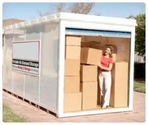 Pods Estimate by Portable Storage Moving Pods