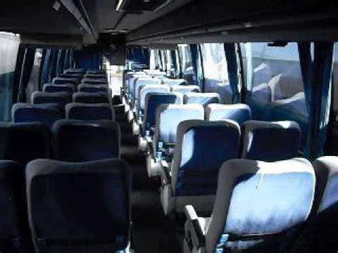 video interior autobus volvo  modelo  de turismo