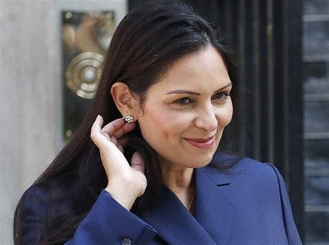 Priti Patel didn't breach ministerial code over bullying ...