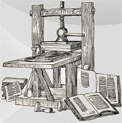 les chambres de l imprimerie le stokage de l 39 information timeline timetoast timelines