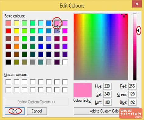 28 change color in ms paint sportprojections