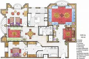 plans appartement alia achat appartement tanger With plans d appartements modernes