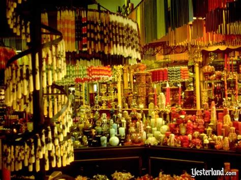 Candele Shop by Candle Shop At Yesterland