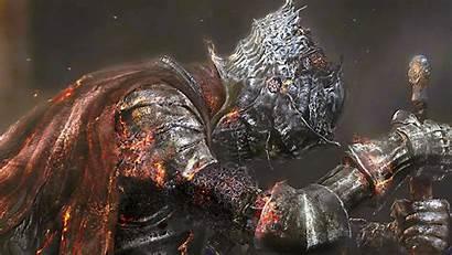 Souls Dark Wallpapers Warrior Backgrounds Hipwallpaper